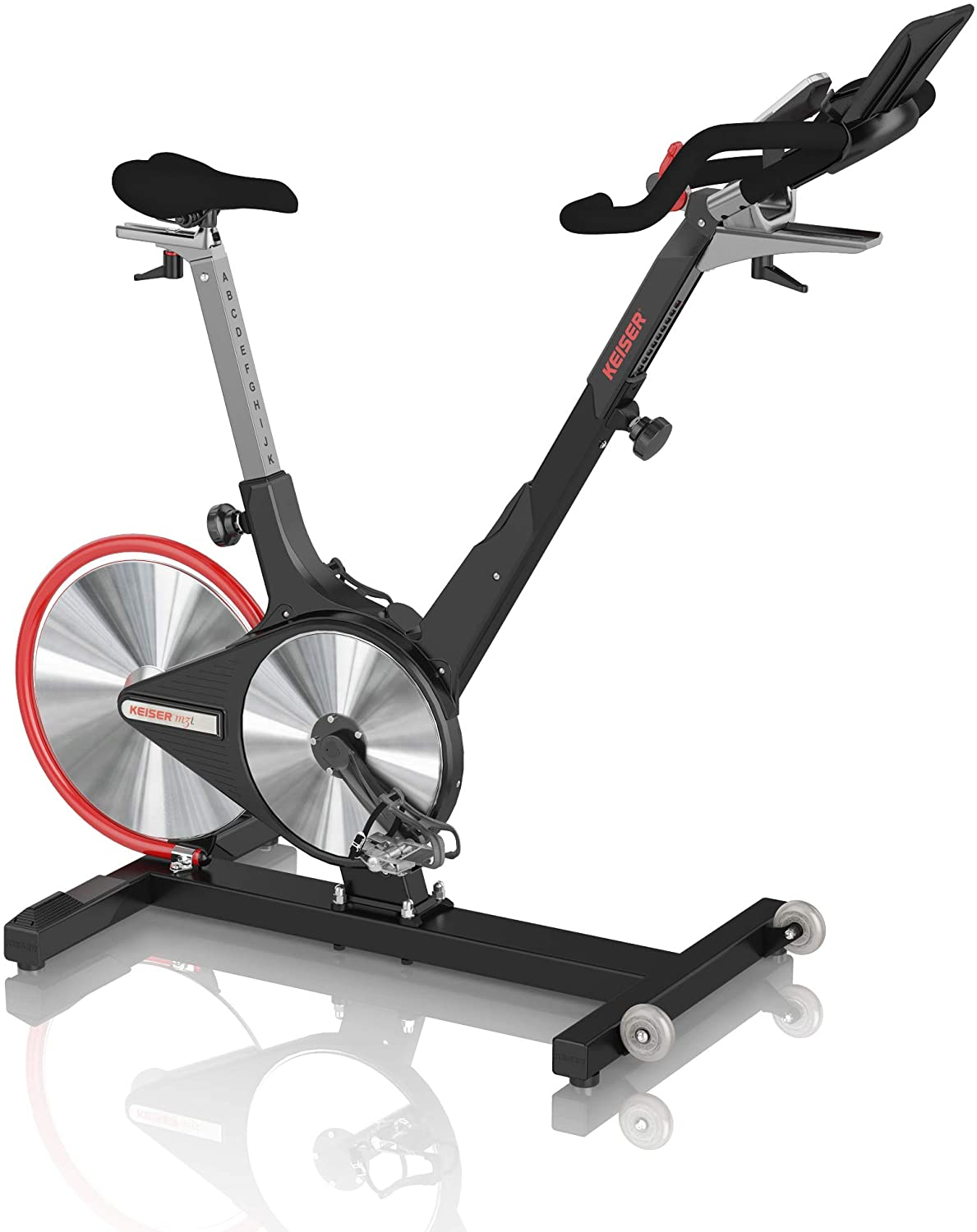Keiser M31 Indoor Cycle Review