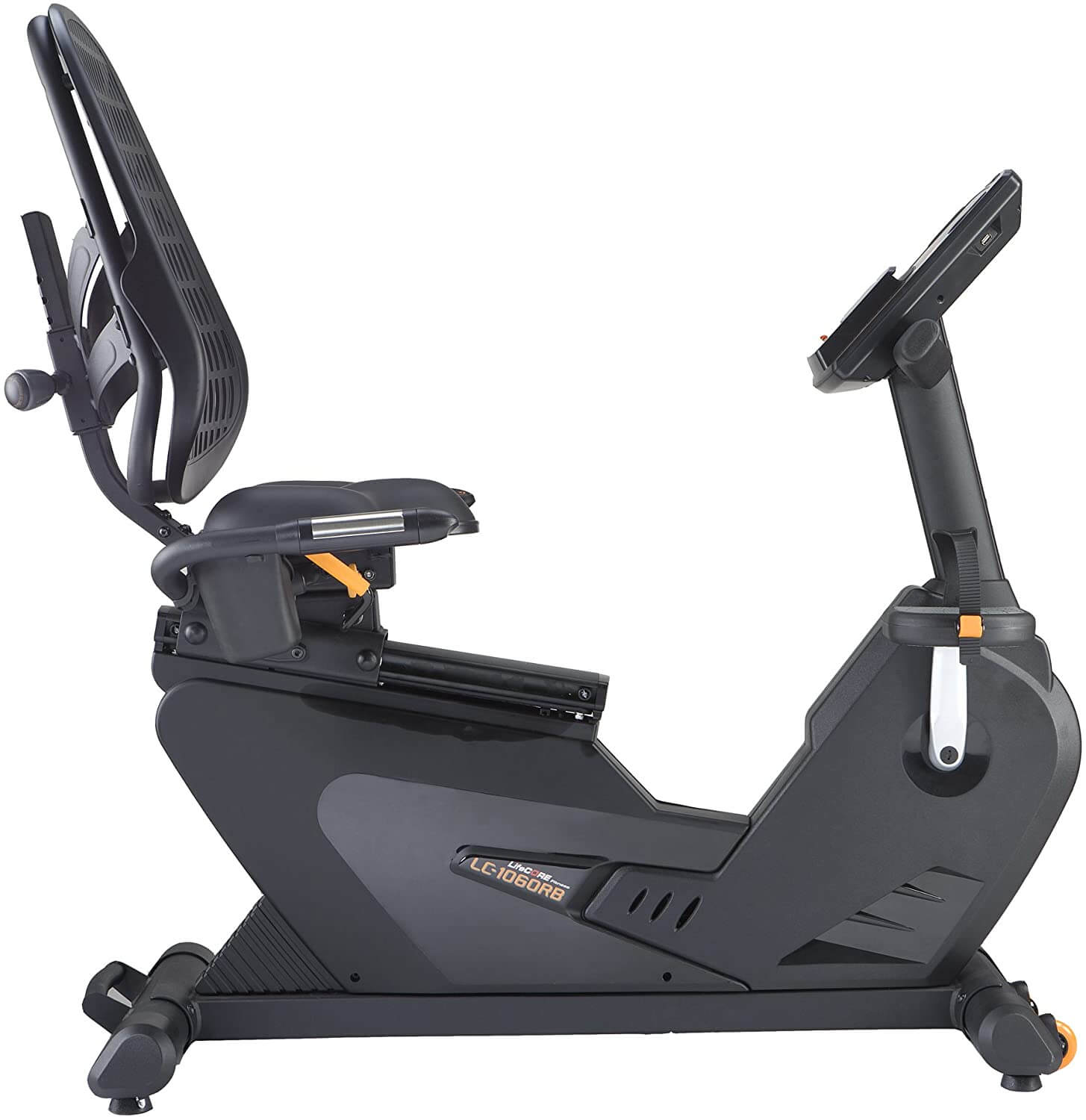 LifeCore Fitness 1060 RB Recumbent Exercise Bike review