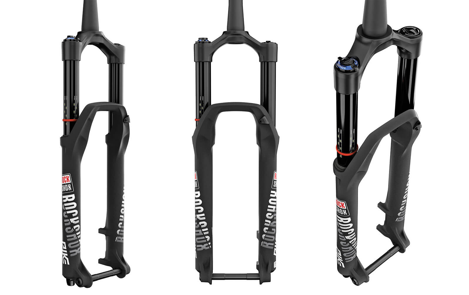 Rockshox Lyrik vs Pike