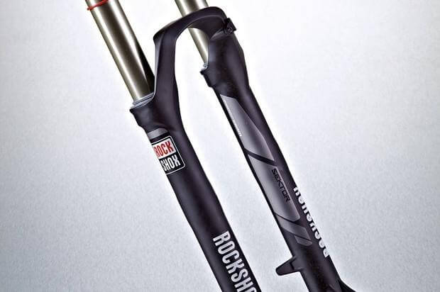 Rockshox Sektor vs Recon
