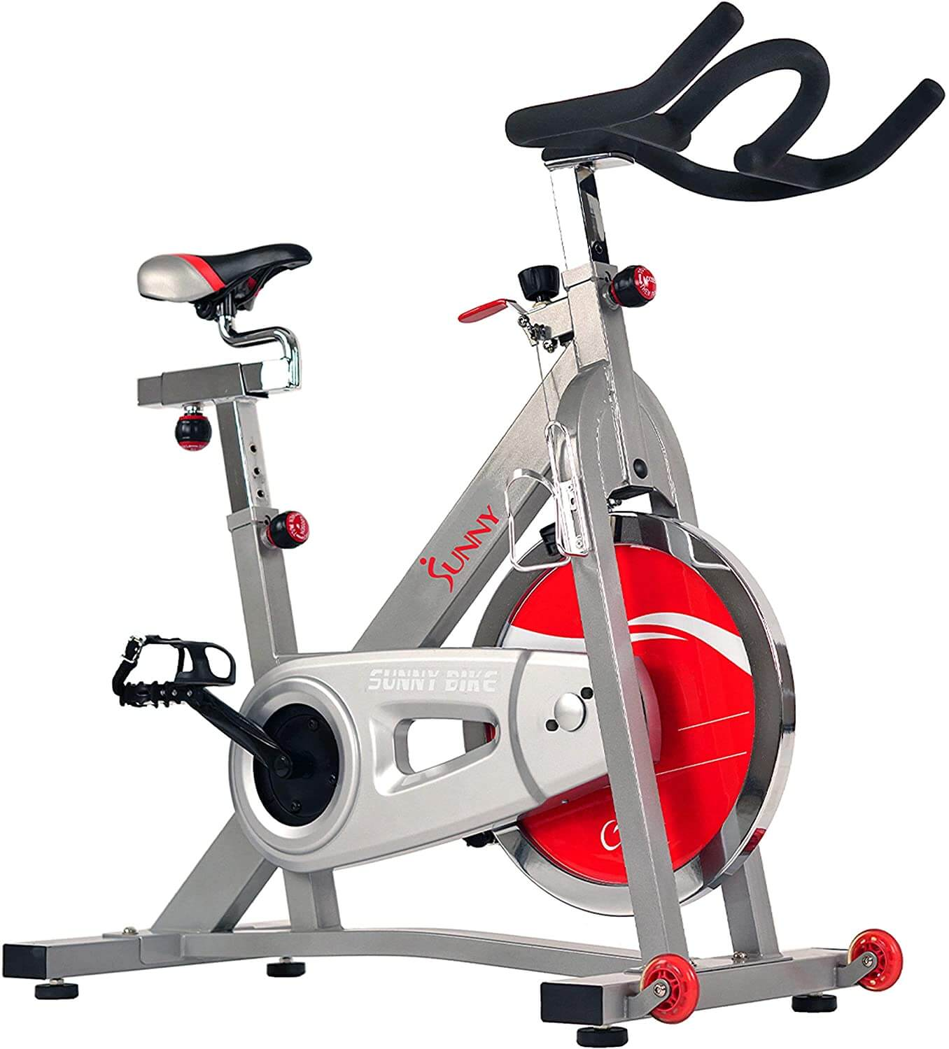 The Sunny Health & Fitness Pro Indoor Cycle review